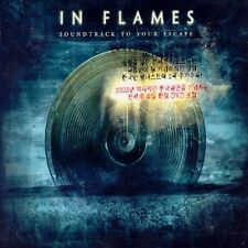 Soundtrack to Your Escape [Bonus Track] by In Flames (CD, Mar-2004, Toys...
