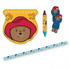 Paddington Bear Party 20 Piece Stationary Pack Loot Bag Fillers/Favours