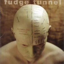 Fudge Tunnel - The Complicated Futility of Ignorance Cassette Tape- Sealed  NEW