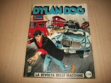 DYLAN DOG PRIMA SERIE ORIGINALE: N. 106 LA RIVOLTA DELLE MACCHINE. BONELLI 1995