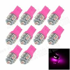 10X Car Ultra Pink 10 LED 1210 SMD T10 W5W Bulb Wedge Side Light Bulb Lamp A026
