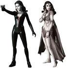 """THE SPIRIT - 7"""" Femme Fatale Action Figure 2-Pack (Mezco) #NEW"""