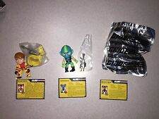 G.I.JOE THE LOYAL SUBJECTS ACTION VINYLS BLOWTORCH COPPERHEAD BEACH HEAD FIGURES