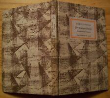 Insel Bücherei Nr. 1048 - Harold Pinter - Der stumme Diener- Ausgew. Dramen 1981