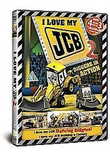 I Love My JCB, Volume 2 : Diggers In Action [DVD], Good DVD, ,