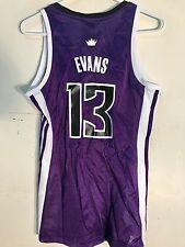 Adidas Women's NBA Jersey Sacramento Kings Tyreke Evans Purple sz M