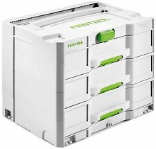 Festool Sortainer SYS 4 TL-SORT/3 200119 FREE DELIVERY