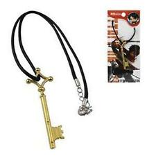 ATTACK ON TITAN Deluxe EREN YEAGER Key Necklace Costume PROP Cosplay Anime Manga
