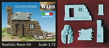 WARS Casa di campagna in rovina/country house in ruins kit 1/72