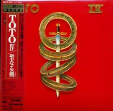 TOTO Toto IV (1982) Japan Mini LP CD MHCP-612 NEW!!!