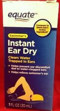 Instant Ear Dry Equate for Swimmers  30ml