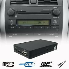 Stereo Car Kit USB SD Adapter TOYOTA 4Runner FJ Cruiser Highlander Vios Tundra