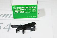 Audio Technica at-8411 crocclip assembly peut utiliser sur TOA 10mm véritable audio tech