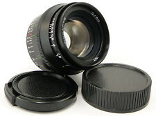 *Virtually NEW* 1973! KMZ JUPITER-8 Russian USSR Lens M39 Micro 4/3 MFT Olympus
