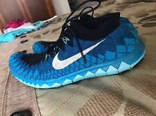 Nike Free run 3.0 Flyknit Running Shoes US Size 9.5