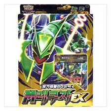 "Pokemon Cards Game XY ""M Rayquaza EX"" M Mega Battle 60 Deck Korean Version"