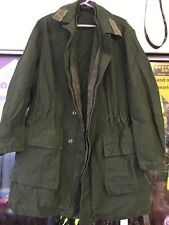 Swedish Army Parka Without Liner Size C48