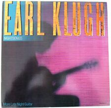 "Earl Klugh ""Nightsongs"" Vinyl LP 1984  Record CAPITOL ST-512372 (NM)"
