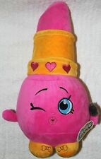 "Shopkins Lippy Lips 16"" Large Plush NEW"