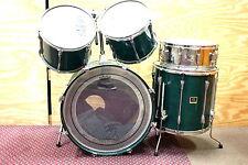 Yamaha Stage Custom 5-piece Standard Drum Set w/ Pearl Steel Snare