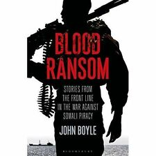 Blood Ransom: Stories from the Front Line in the War against Somali-ExLibrary