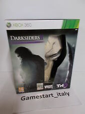 DARKSIDERS II 2 COLLECTOR'S EDITION - XBOX 360 - NUOVO SIGILLATO NEW - PAL ITA