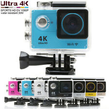 "Original EKEN H9 Ultra 4K WiFi 2"" HD Action Sports DV Camera Video Camcorder New"