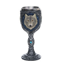 Wolf Chalice Wiccan Pagan Witchcraft Altar Supply 11745