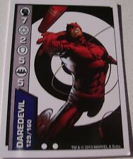 FIGURINE CARTA CARTE  COOP MARVEL 2013 129/160 SUPER EROI DAREDEVIL