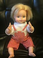 Vintage 1978 Mego Corp Baby Sez So Talking Battery Operated Doll