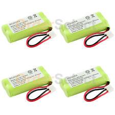 4x Home Phone Battery 350mAh for Uniden DCX300 DCX400 BT-1018 BT-101 BT-1011