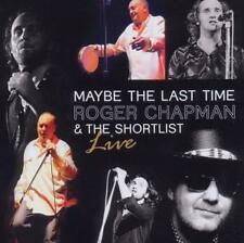 Chapman,Roger - Maybe the Last Time-Live - CD