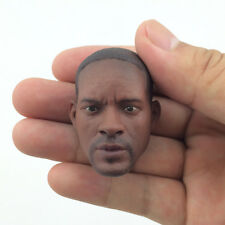 HOT FIGURE 1/6 HEAD Will Smith SCULPT HEADPLAY I Am Legend Robert Neville