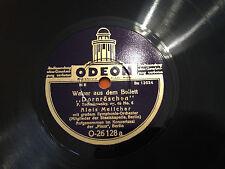 """ALOIS MELICHAR """"Walzer Aus Dem Ballet""""/""""Humoreske"""" RARE 78rpm 10"""" 1930s MINT-"""