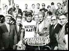 WALTER PLANCKAERT WATNEY MAES Cyclisme Ciclismo Cycliste Photo Presse cycling