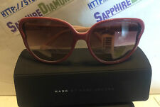 Marc Jacobs Pink Rainbow Sunglasses MMJ369/S C95PB ! BRAND NEW!  Fast Shipping!