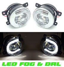 Citroen C4 Picasso & C4 Grand Picasso 2007-  Front LED fog lamps & DRL pair left