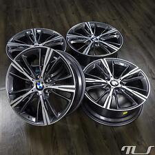 BMW 3er F30 F31 4er F32 F33 20 Zoll Alufelgen Felgen Styling 660 6872158/9