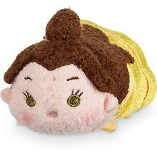 Disney Store Belle ''Tsum Tsum'' Plush - Beauty and the Beast - Mini - 3 1/2''