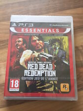 PS3:    RED DEAD REDEMPTION       - NEUF / NEW -