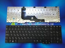 Genuine HP 6540B 6545B 6550B keyboard 609877-211 HU Hungary Version Black