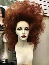 SIN CITY WIGS LACE FRONT BIG LAYERS TEASED SKY HIGH FIERCE DIVA VOLUME SEXY RED