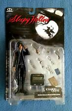 ICHABOD CRANE THE LEGEND OF SLEEPY HOLLOW MCFARLANE FIGURE JOHNNY DEPP