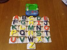 LeapFrog Fridge Phonics Magnetic Word Base Alphabet Letters 26 Complete Learning