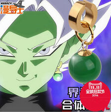 Dragonball Z Dragon Ball Black Son Goku Earrings Eardrop Cos Prop Daily One pcs