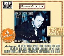 Eddie Condon : The Classic Sessions: 1927-1949 (4CDs) (2001)