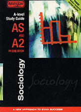 A LEVEL STUDY GUIDE: SOCIOLOGY, STEVE HARRIS, Used; Good Book
