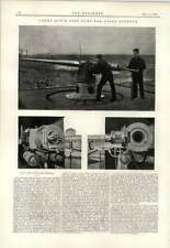 1893 Canet Quickfire Guns For Coastal Defence