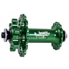 Circus Monkey HDW2 MTB Front Disc Hub,32 Hole,Green