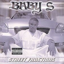 Street Fractions [PA] by Baby S Cassette (Brand New, Factory Sealed)
